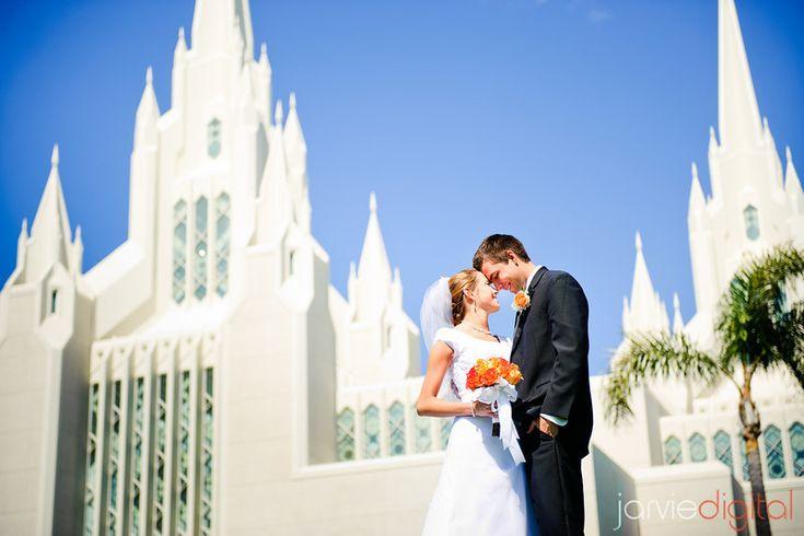 Lds Wedding Dresses San Diego : San diego lds wedding the i b prkwf l j s g