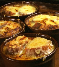 Traditional French Onion Soup | Soups¡ | Pinterest