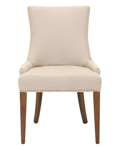 Safavieh Becca Upholstered Dining Chair  Furnishings  Pinterest