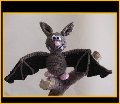 Amigurumi Bat Pattern