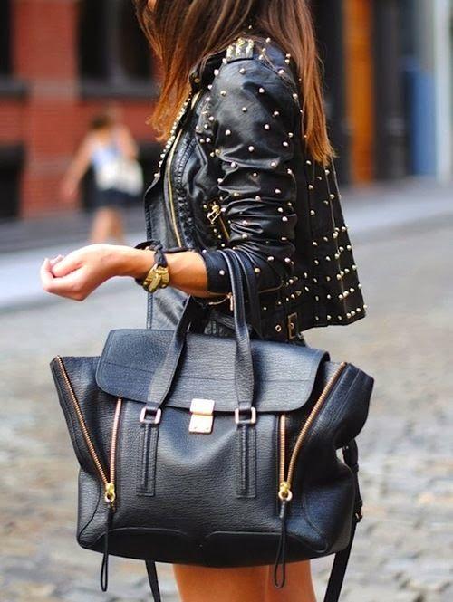 Jacket & Bag
