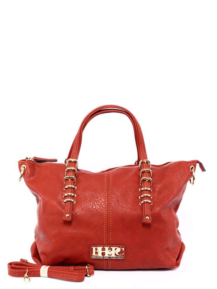 Red Classic Handbag - On Sale - Mistile