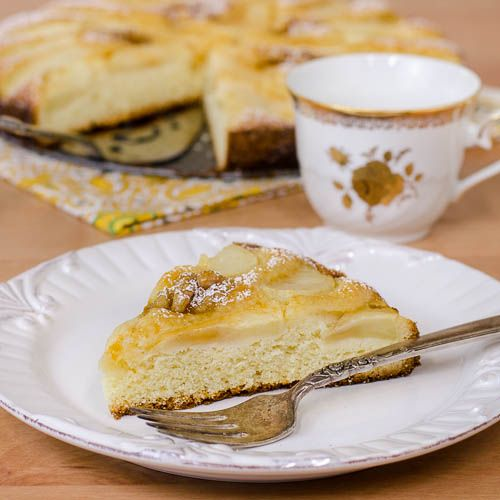 German Apple Cake | Recipe