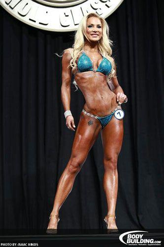 Virmajoki - Arnold Classic 2013 | More female bodybuilders - A