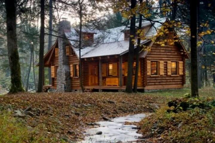 Beautiful Log Cabin Cabins