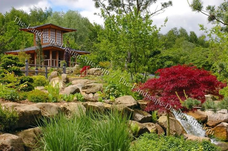 Pin By Susan Mason On Japanese Asian Landscape Ideas