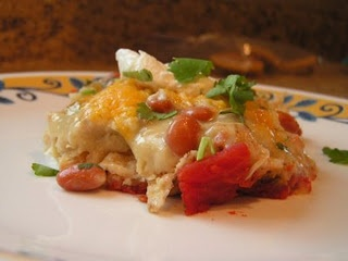 Chicken Tortilla Chip Casserole | Casseroles | Pinterest
