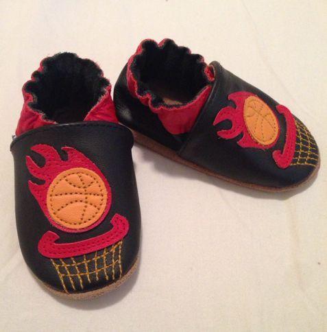 found on Kidizen: Robeez Baby Shoes