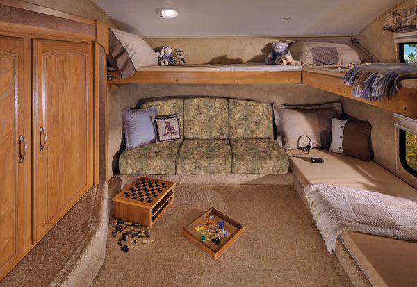 Used 2 Bedroom Fifth Wheel Rv