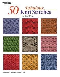 Different Types Of Stitches In Knitting : types of stitches Knit and crochet Pinterest