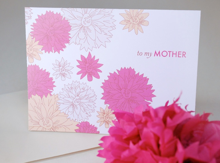 free printable mother's day card - Sweet Muffin Suite