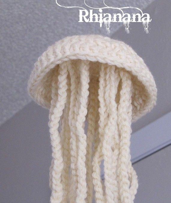 crochet jellyfish | the cape | Pinterest