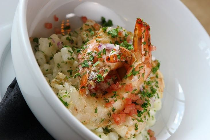 Simple Shrimp and Grits | recipes that look good | Pinterest