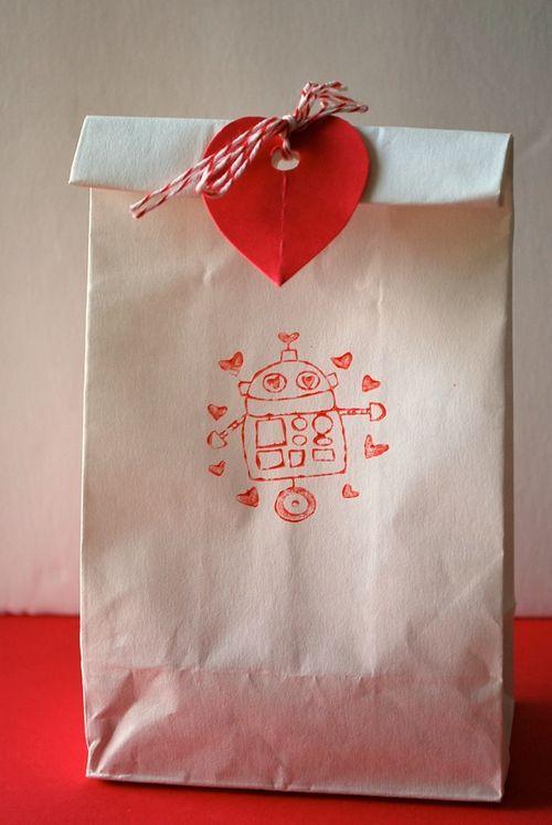 valentine day mailbox ideas