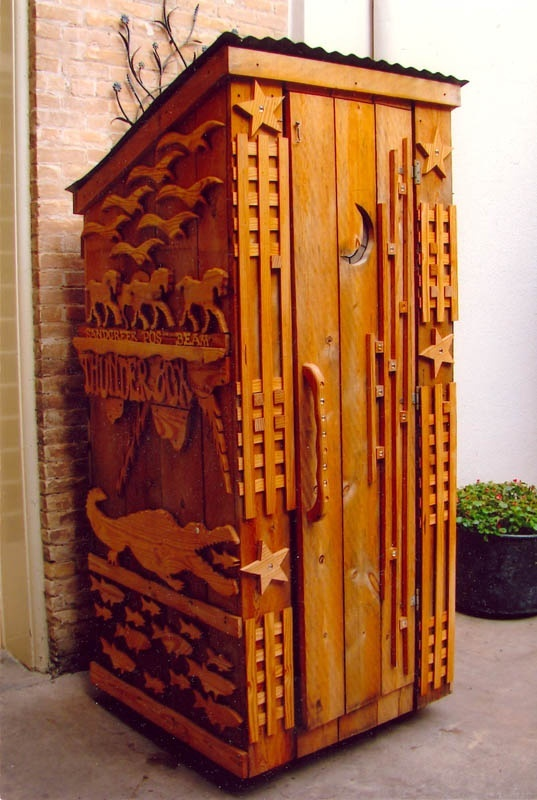 Outhouse Outhouses Pinterest