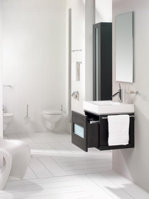 Small Bathroom Decorating Ideas Clean Up Your Act Pinterest