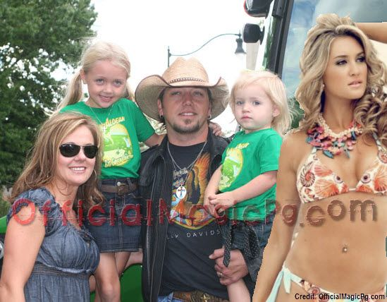 Jason aldean ex wife is dating 3