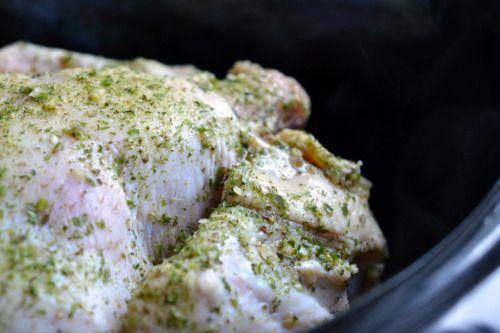 Slow Cooker Roast Chicken And Gravy   Award-Winning Paleo Recipes ...