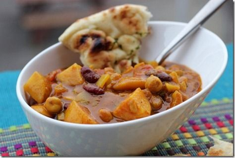 Indian spiced chili