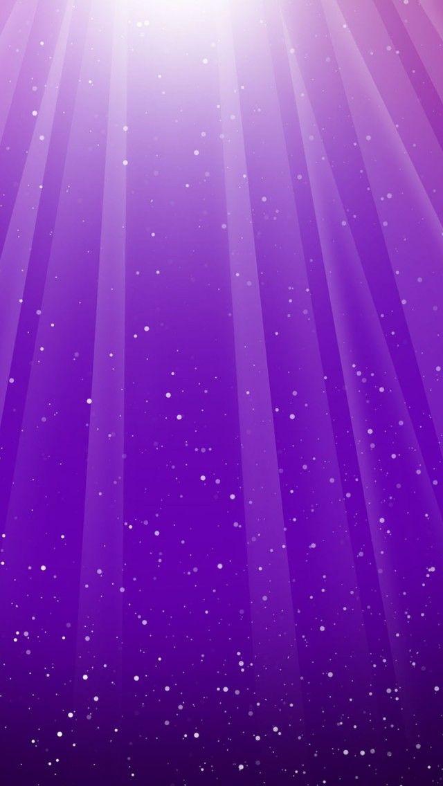Iphone 5 Purple Wallpaper Aurora Burst Purple iP...