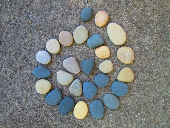 Smooth flat rocks for crafts for Smooth stones for landscaping