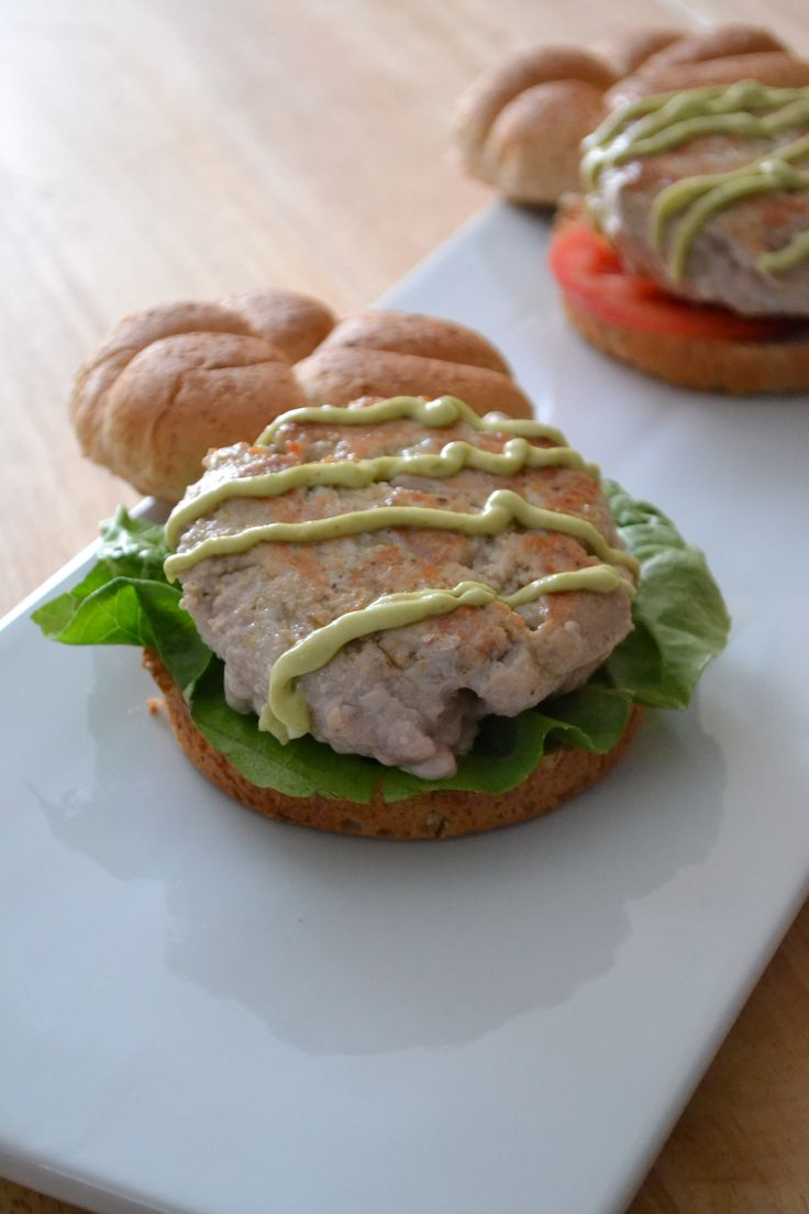 cheddar chives chives delicious ahi fish burgers with chives mashed ...