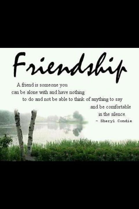 Quotes And Sayings About Friendship