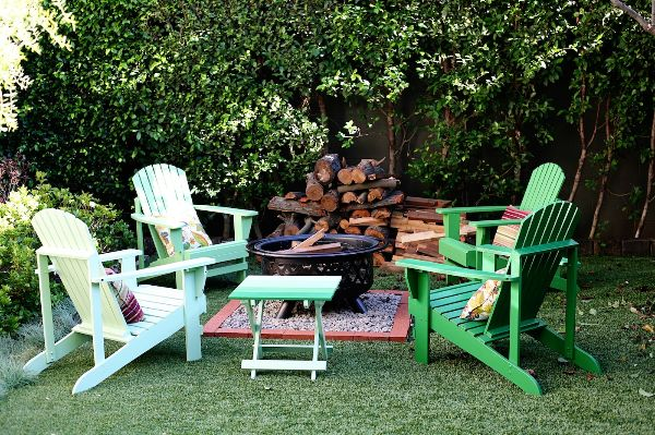 Backyard Fire Pit Diy : House Project DIY Firepit ? mylifeatplaytime