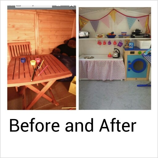 Wendy house decorating babies babies babies pinterest for Wendy house ideas inside