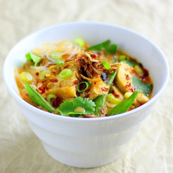 yogurt curry chicken laksa recipe food to love chicken laksa annabel ...