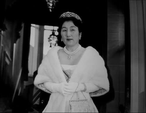Her Imperial Highness Princess Chichibu of Japan (1909-1995) née Matsudaira Setsuko
