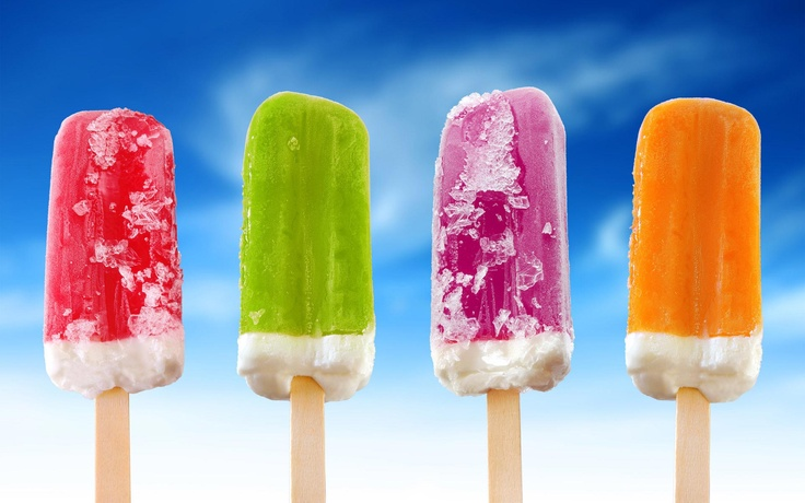 Colorful, Ice cream, Widescreen, Food | colorful ice cream | Pinterest
