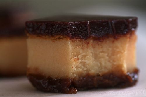 Dulce de Leche Cheesecake Squares | Sweet Treats!! | Pinterest