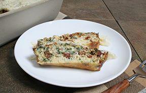 Sun-Dried Tomato and Spinach Frittata Recipe from RecipeTips.com!