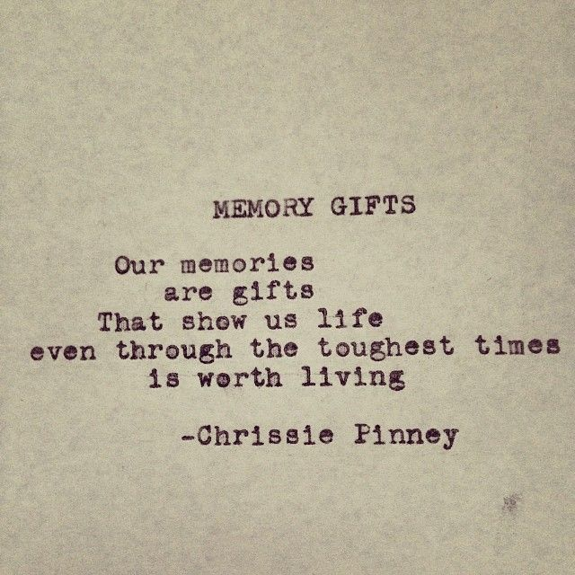 Love Poems Short Quotes About Memory