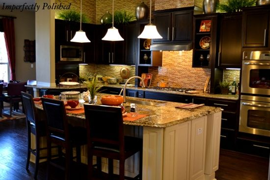 Model home kitchens model home kitchen kitchens pinterest - Home decorator online model ...