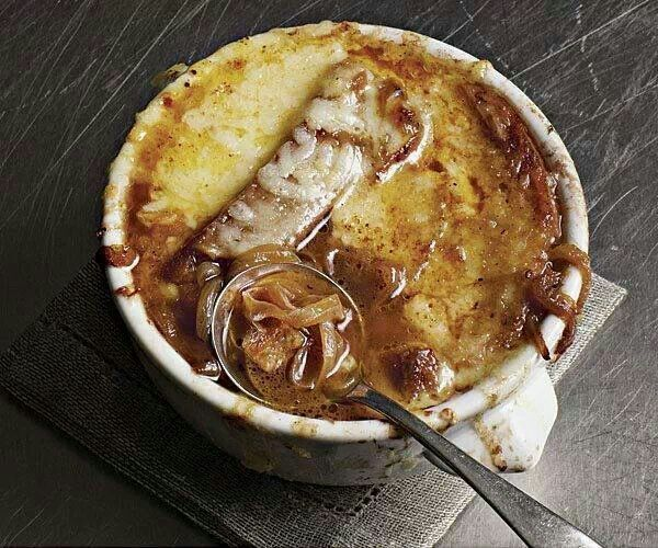 Classic French Onion Soup | Food | Pinterest