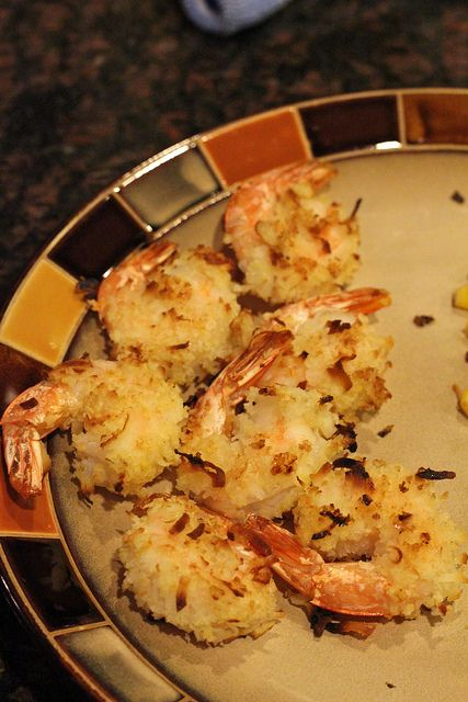 Baked Coconut Shrimp | Too good to resist | Pinterest