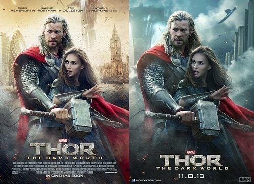Тор 2: Царство Тьмы 2013