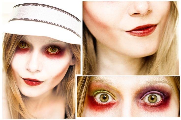 Crazy Scientist Makeup - Mugeek Vidalondon