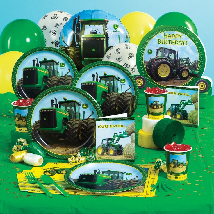 John Deere Party Invitations with amazing invitations design