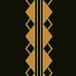 Art Deco Borders Art Deco Border Black ART DECO DESIGN