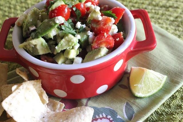 Avocado Feta Salsa | YuMmY YuMmY.. | Pinterest