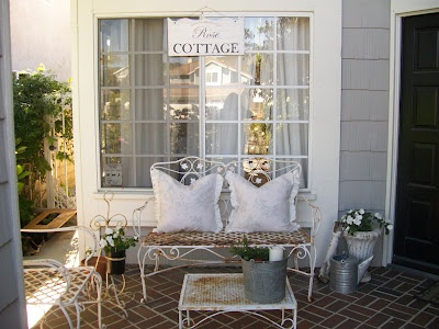 Pretty porch (from The Tarnished Crown)
