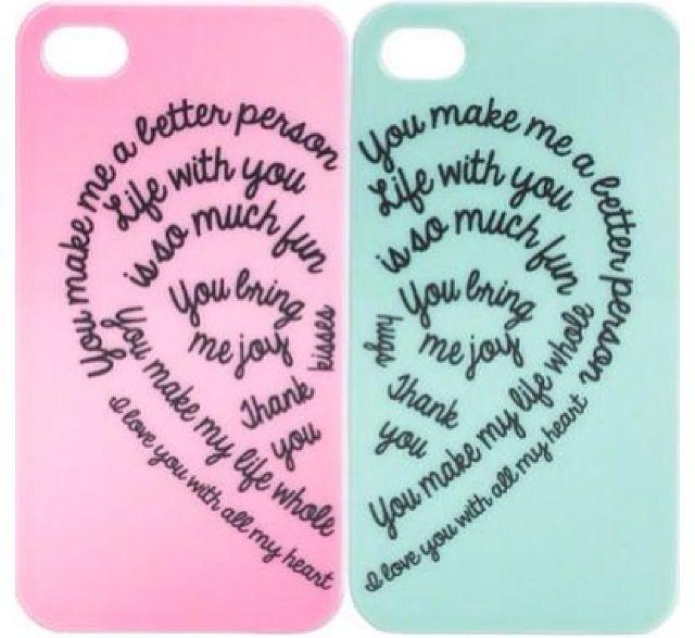 Case Design cute best friend phone cases : best friends