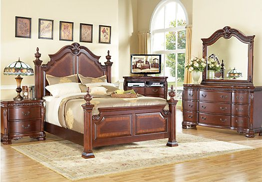 cortinella poster 5 pc queen bedroom at rooms to go find bedroom sets