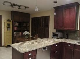 Kitchen provided by KB Kitchen and bath. Contact your local KB Kitchen ...