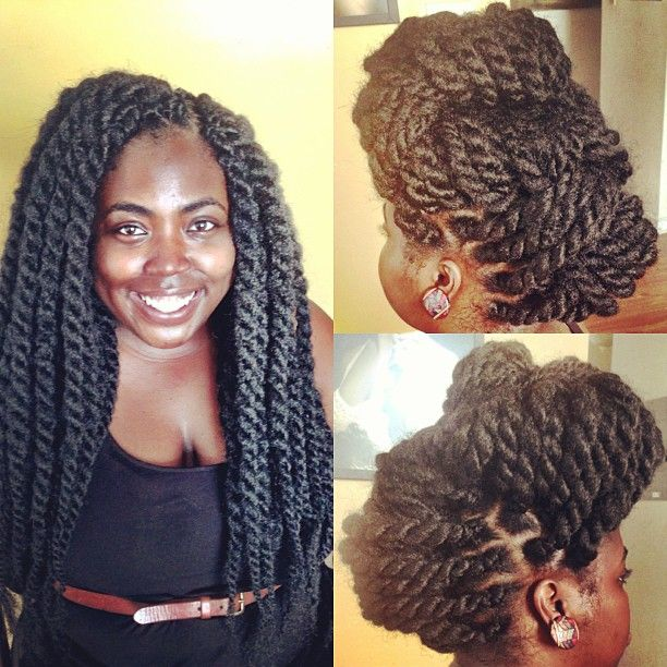 Big Crochet Hair Styles : pitagriffin Havana Twists #hairbully . #hairbypita #havanatwists # ...