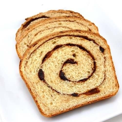 raisin cinnamon swirl bread | Yummy | Pinterest