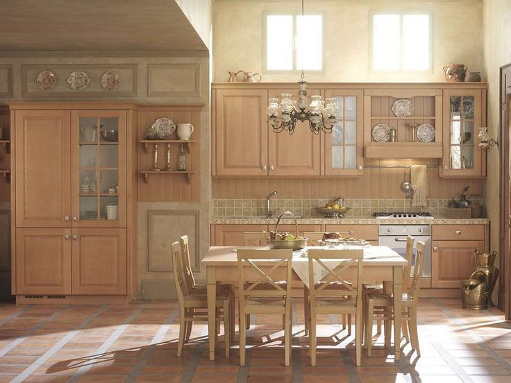 Pin by vccucine li on solid wood kitchen cabinets pinterest for Beech wood kitchen cabinets